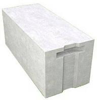 Газоблок стеновой Стоунлайт  паз-гребень 375х200х600