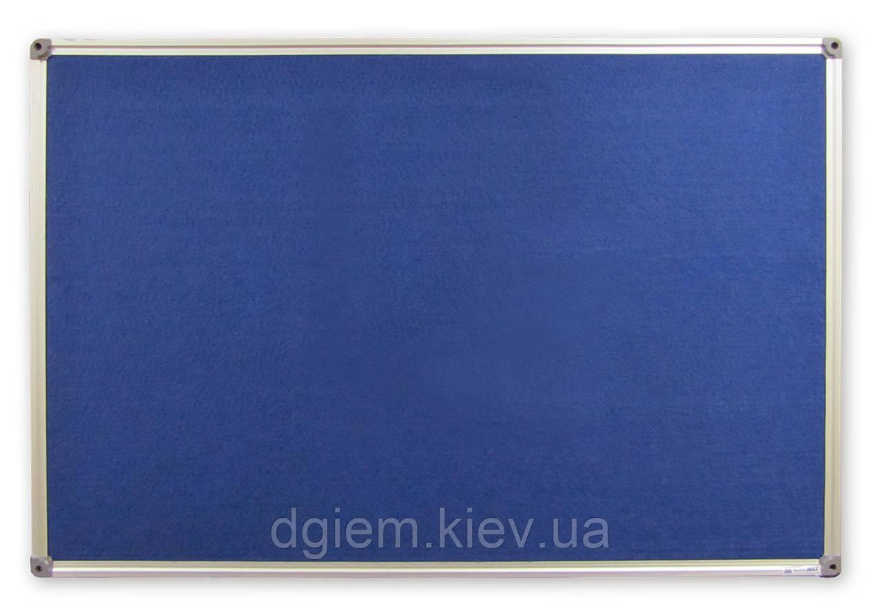Доска текстильная 60x90см алюмин. рамка