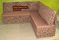 Кухонний куточок «Прометей» з 2-ма скриньки без спального місця, фото 1