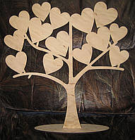 """Декор """"дерево на подставке"""""""