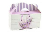 Подарочная коробочка бонбоньерка ко дню влюбленных, фото 1