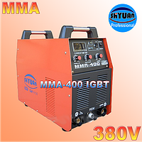 Сварочный инвертор SHYUAN MMA-400 (380V)