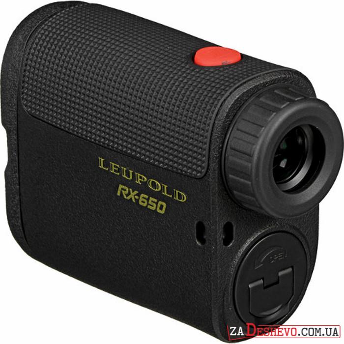 Лазерний далекомір Leupold RX-650 6х20 Laser Rangefinder (120464)