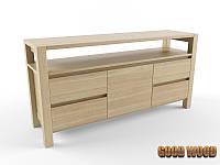 Комод деревянный Км-3