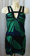 Платье женское сарафан модный стильный стрейч бренд Alice McCall р.46 5441а