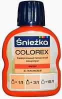 Концентрат Colorex Sniezka № 20 Персиковый