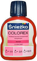 Концентрат Colorex Sniezka № 23 Красный, фото 1