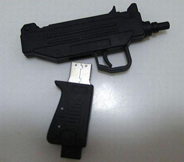 флешка пулемет пистолет