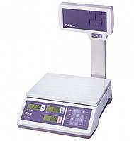 Весы торговые ER JR CBU CAS  (фасовочные)