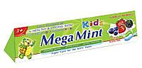 Зубная паста для детей Mega Mint Лесные Ягоды 50мл