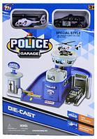 Детская парковка Полиция TH 626