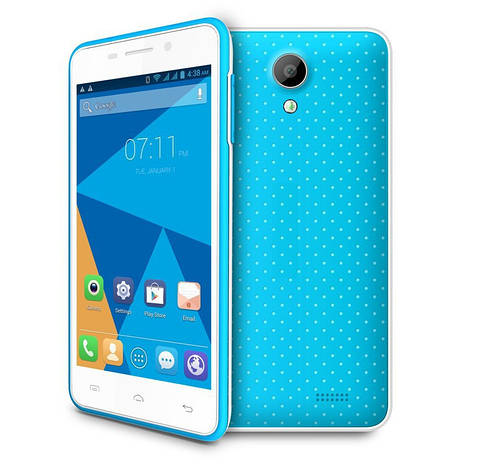 Смартфон Doogee Leo DG280 (1Gb+8Gb) (Blue) Гарантия 1 Год!, фото 2