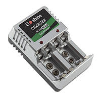 Зарядное устройство для 9 В AA AAA Ni MH Ni Cd аккумуляторов 8753 0SV2q
