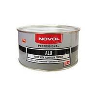 Автмобильная шпаклевка NOVOL Alu с алюминием 1.8кг.