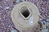 Джутовый канат 6 мм, 100метров