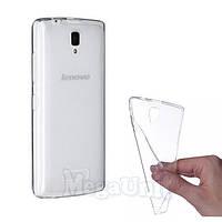 Прозрачный силиконовый чехол для Lenovo A2010