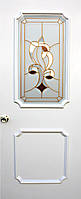 Межкомнатная двери ПВХ, модель Агат