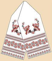 Рушник для вышивания бисером РБ-1006