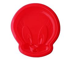 Силіконова форма для випічки Каспер ( 16*14*3см)
