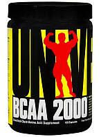 Амінокислоти BCAA Універсальний BCAA 2000 (120 кап) (104409) Фірмовий товар!