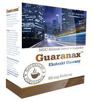 Энергетик Olimp Labs Guaranax 80 мг of caffeine (60 капс)