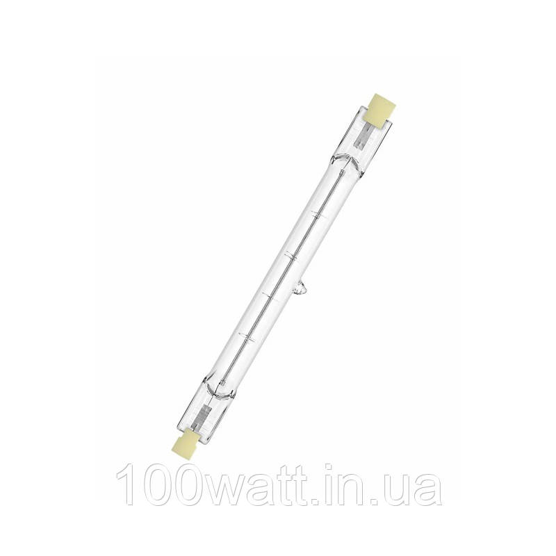 Лампа галогеновая R7S 500w 118mm DELUX