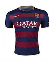 """Футбольная форма 2015-2016 Барселона (Barcelona) """"Messi №10"""" домашняя"""