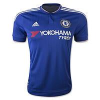 Футбольная форма 2015-2016 Челси (Chelsea) домашняя