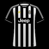 Футбольная форма 2015-2016 Ювентус (Juventus) домашняя