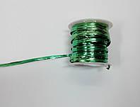 Проволока фольгированная зеленая