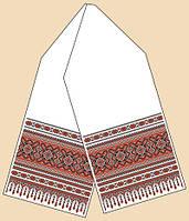Рушник для вышивания бисером РБ-2008