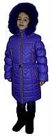 Зимняя куртка с мехом, фото 1