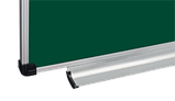 Дошка для крейди 65х100см алюм.рамка S-line, фото 3