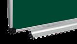 Доска для мела 100x150см алюм.рамка S-line, фото 3