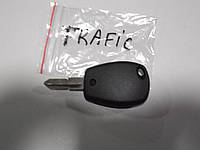 Корпус ключа на 2 кнопки Trafic, Master, Kangoo