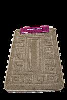 Коврик для ванной Maximus - Ethnic beg (бежевый) 50*80