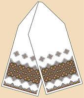 Рушник для вышивания бисером РБ-2012