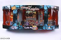 Рыцарский набор 0806-C1 замок, рыцари
