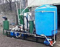 Установка биодизельная