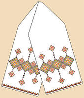 Рушник для вышивания бисером РБ-2015
