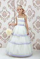 """Нарядное платье для выпускного в детском саду """"Эмма"""""""