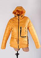 Демисезонная молодежная куртка Корона оптом в розницу, фото 1