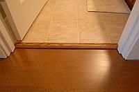 Монтаж дверного или соеденительного порожка (длинной ≤ 1 м.п.)