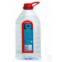 Вода дистиллированная ТМ Химрезерв (1л/5л/200л) От упаковки