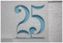 Пенопласт 25 Фасад (8,4-8,9 кг)