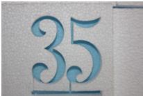 Пенопласт 35 Фасад (10,5-10,9 кг)
