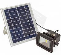 Уличный LED прожектор SL-310 (с солнечной панелью, 1000 лм, 7,4 В, 4400 мАч)