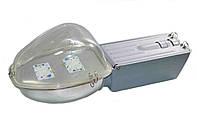 """Светодиодный светильник уличный ДКУ-ГЛ 40W 220V IP54 LEXTAR. Корпус """"Гелиос 21""""."""