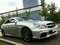 Комплект обвеса Wald на Mercedes CLS W219