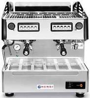 Кофеварка ATLANTIC COMPACT 2GR Hendi